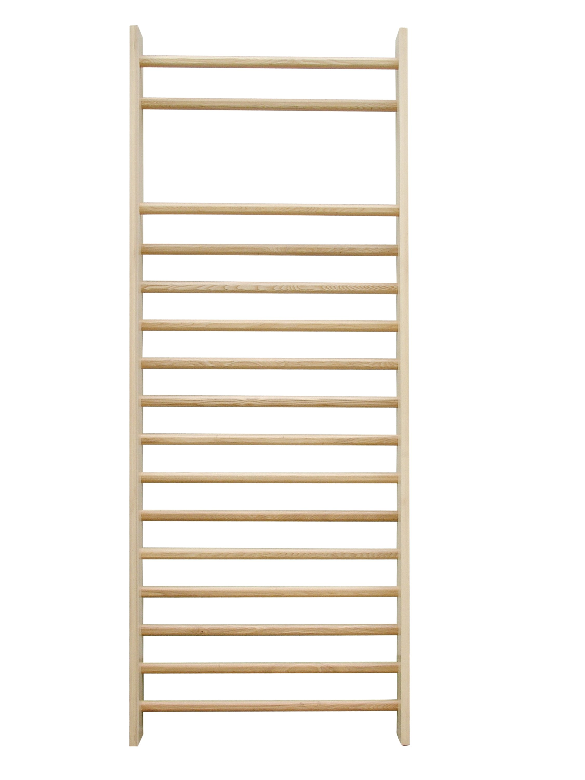 Espalier Simple - 100 x 260 cm - 16 barres - conforme EN12346 (REF MS-50.1)