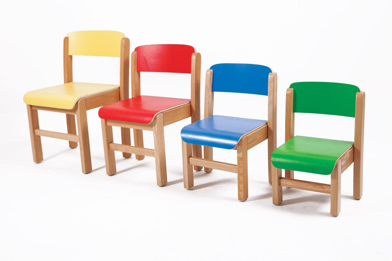 chaise hauteur 34 cm ref bois 13 4. Black Bedroom Furniture Sets. Home Design Ideas