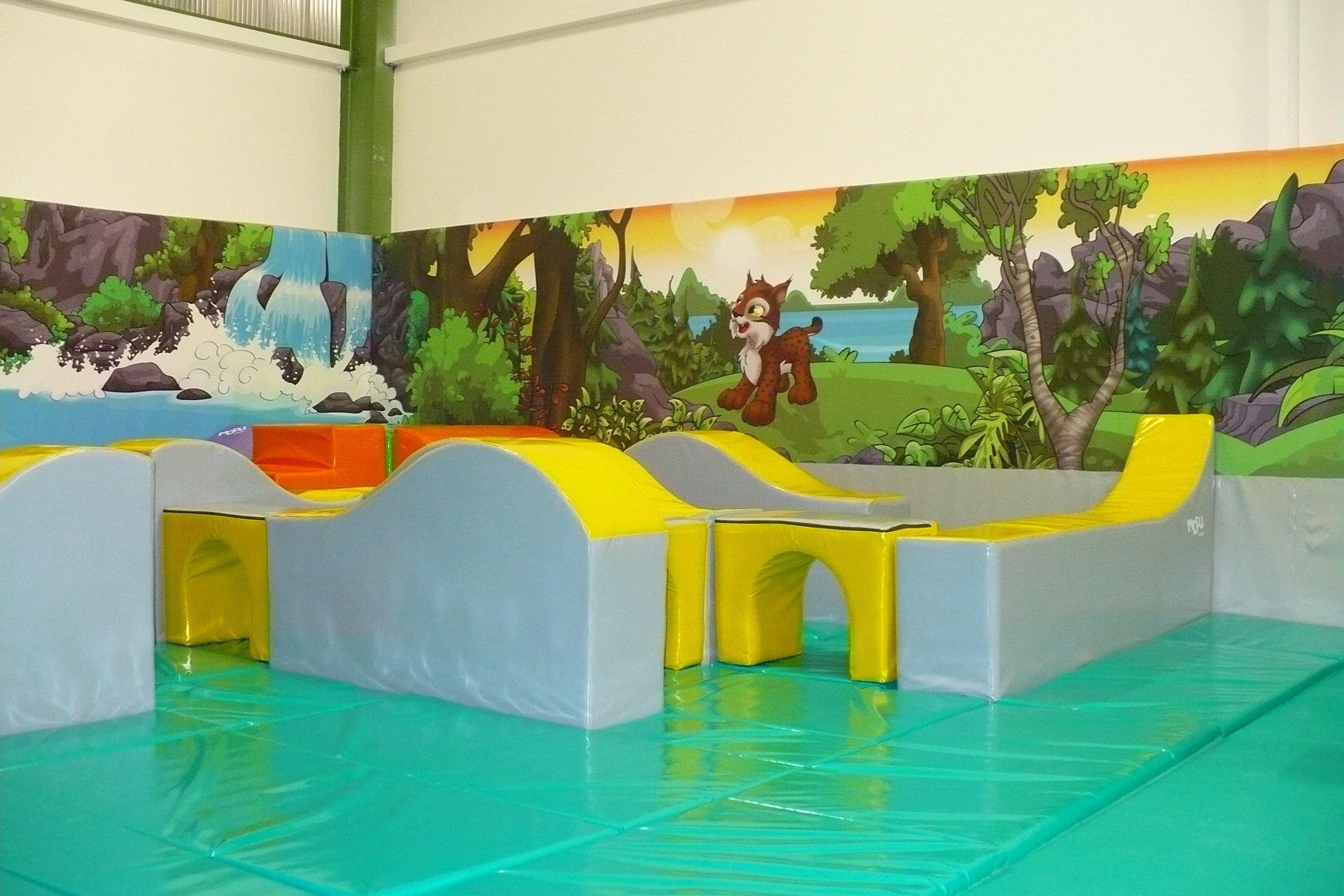 am nagement parc de jeux. Black Bedroom Furniture Sets. Home Design Ideas